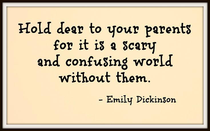 Parents Quote