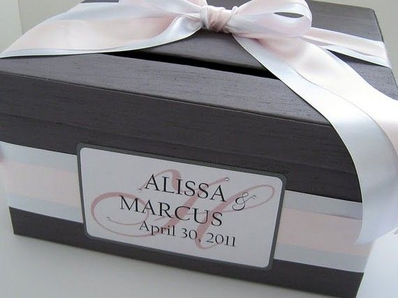 63 best Wedding Card Boxes images – How to Make Your Own Wedding Card Box