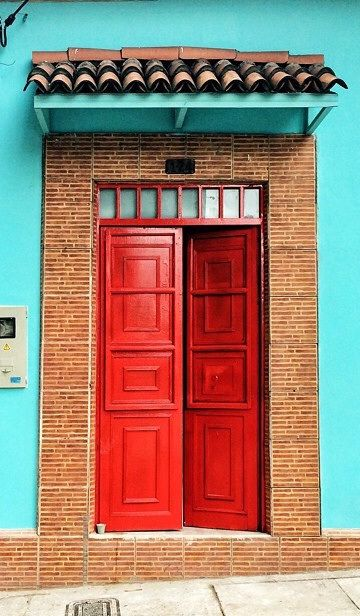 door.... Bogotá, Colombia