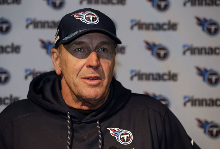 Titans fire coach Mike Mularkey after all