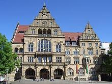 Altes Rathaus in #Bielefeld