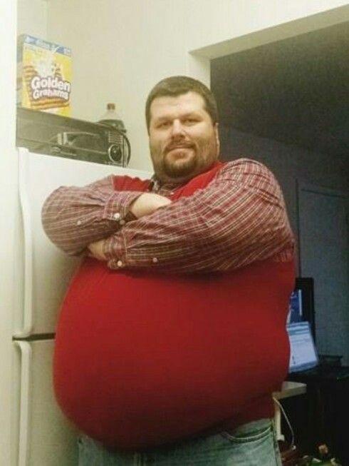 Chubby oldermen belly