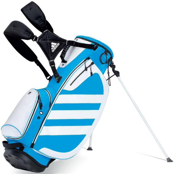 Bolsas Tr 237 Pode Adidas Golf Clutch Stand Bag N53665