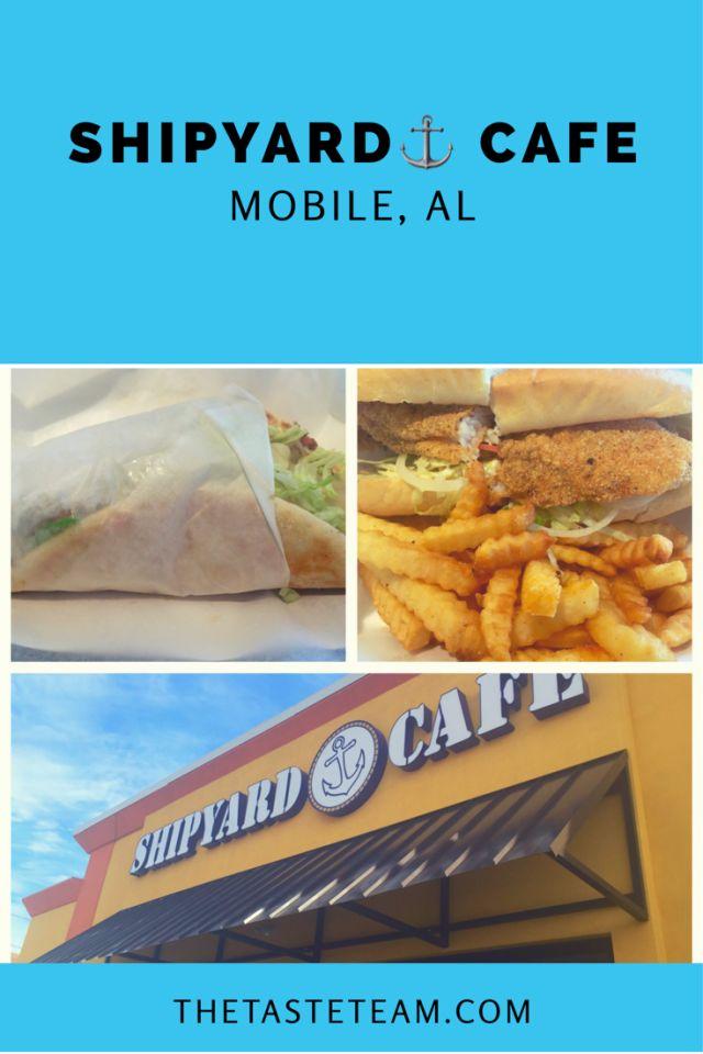 Shipyard Café Chickasaw AL Review