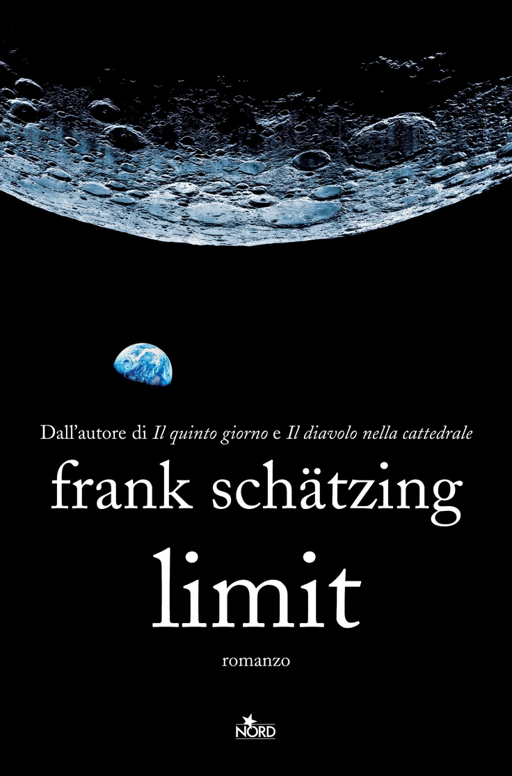 Limit - frank schatzing   Fantastic book!