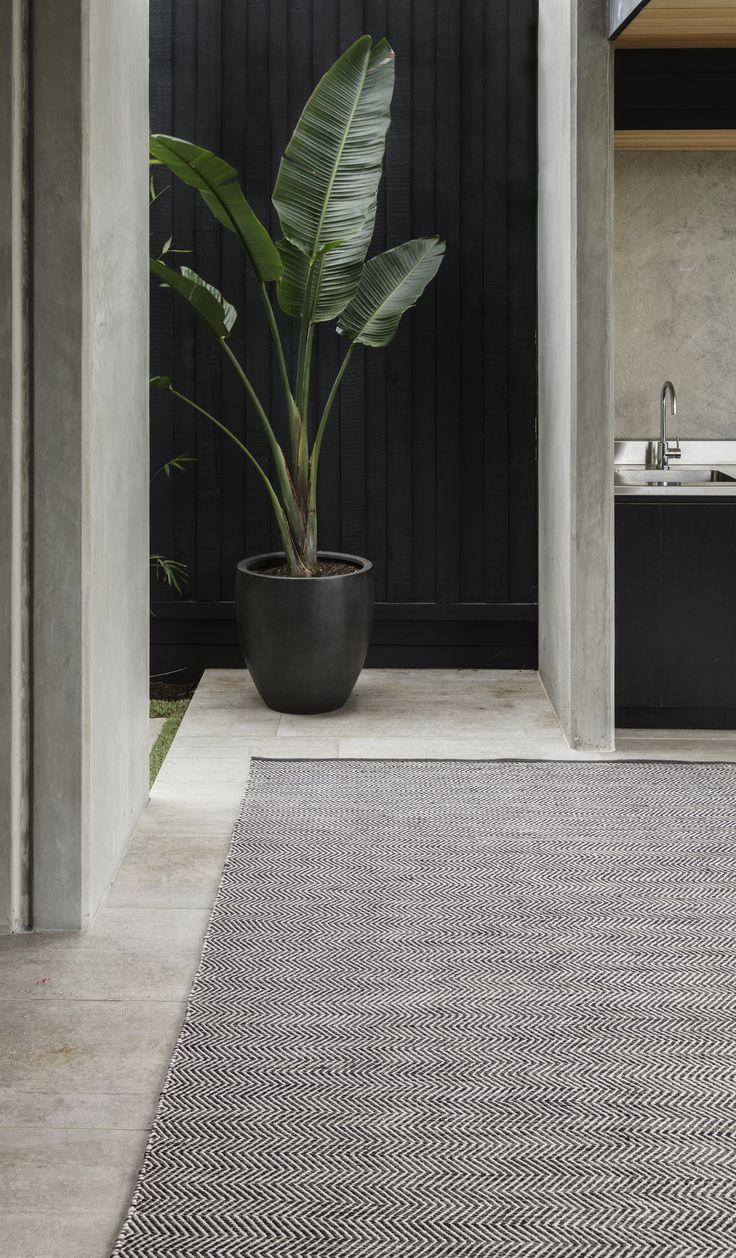 Quill Weave - Basalt & Fog | Armadillo & Co