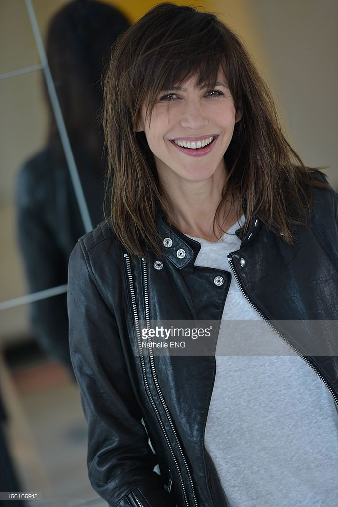 Sophie Marceau, Self Assignment, January 2013 Pictures