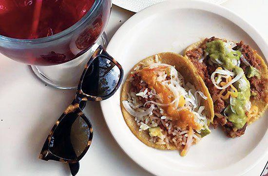 #Restaurantes y #Bares en el #DF donde #Comer #Tacos.