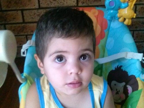 Vote for Francesco  D at Bonds Baby Search 2014
