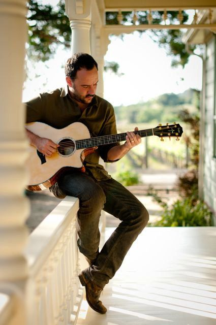 Since 1994... I will ALWAYS have a thing for Dave Matthews.