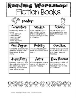 Lesson Plan SOS: Rockin' Reading Workshop!: Reading Response, Reading Workshop, Reading Ideas, Reader S Workshop, Guided Reading, Readers Workshop, Reading Writing, Fiction Book