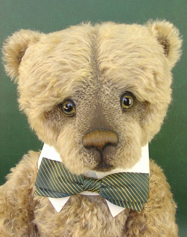 Teddy-Bears.Org : Teddy Bear Artist One and Only Bears by Michelle Lamb