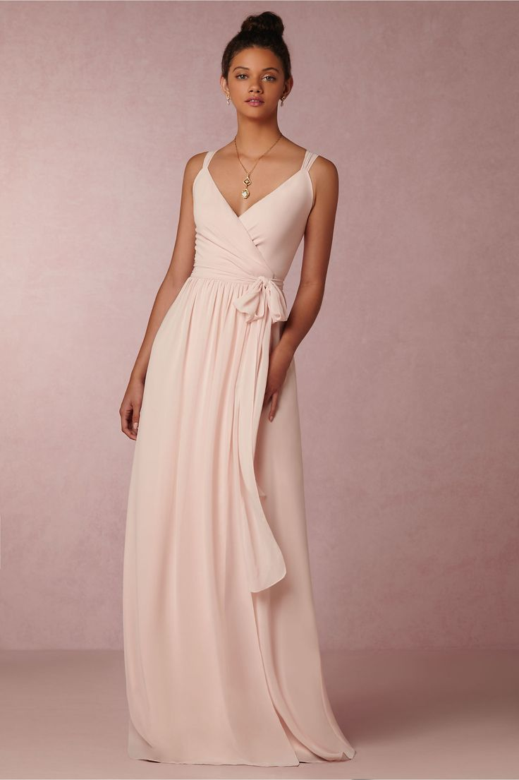 Best 25 long blush dress ideas on pinterest bridesmaid dress bhldn cadence dress in bridesmaids bridesmaid dresses at bhldn blush bridesmaid dresses longblush ombrellifo Choice Image