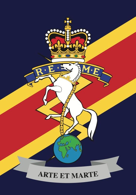 The Corps of Royal Electrical and Mechanical Engineers is a corps of the British Army that maintains the equipment that the British Army utilises. It was formed 1 October 1942.