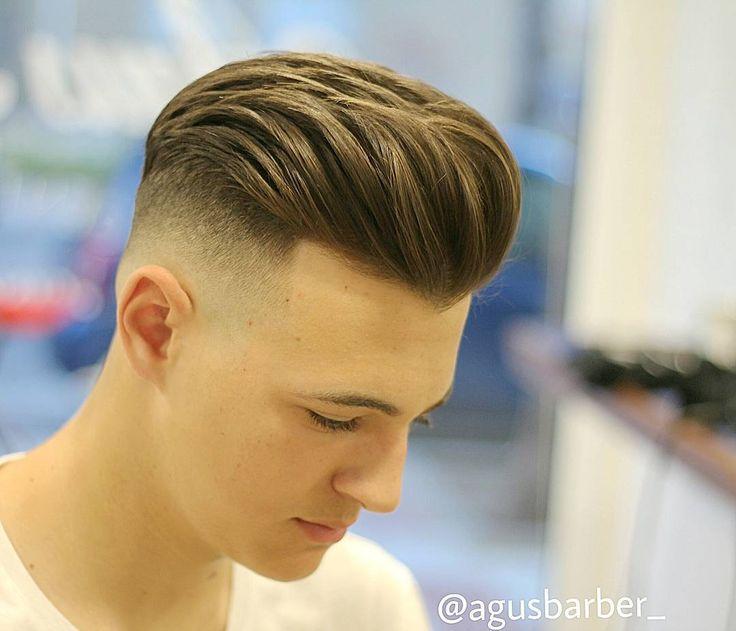Haircut by agusbarber_ http://ift.tt/1SjUqVh #menshair #menshairstyles #menshaircuts #hairstylesformen #coolhaircuts #coolhairstyles #haircuts #hairstyles #barbers