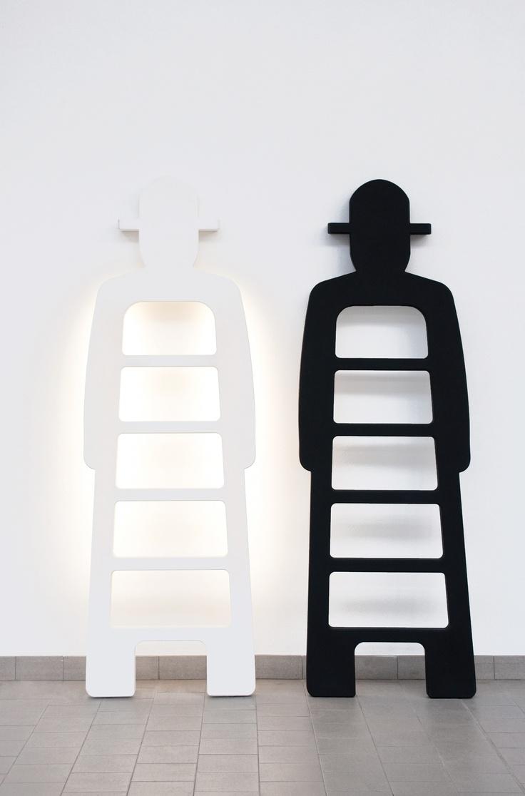 Meet Mr Gio :)   http://stylishoutdoors.com.au/design_space/design-space-other/mrgio-ladder