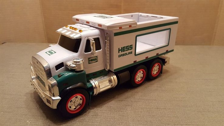 2008 HESS Toy Truck  Collectible Hess Gasoline Toy #HESS