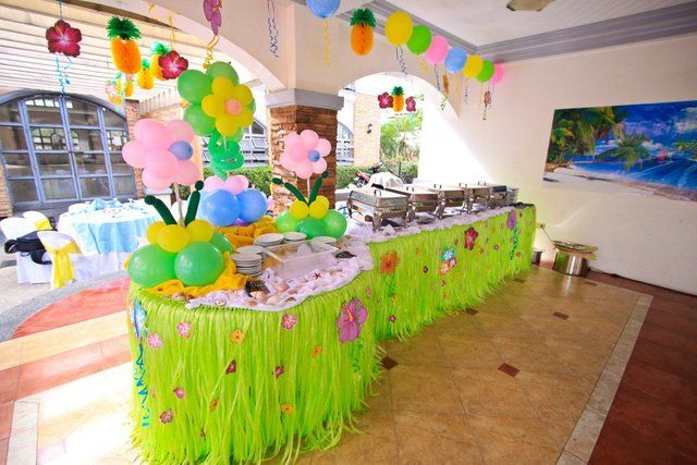 lilo+and+stitch+birthday+party+theme   Lilo and Stitch Luau Party Birthday Party Ideas   Photo 28 of 28 ...