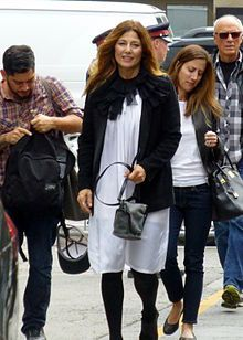 Catherine Keener, Academy Award-nominated actress, known for her roles in Being John Malkovich and Capote (Wheaton College)