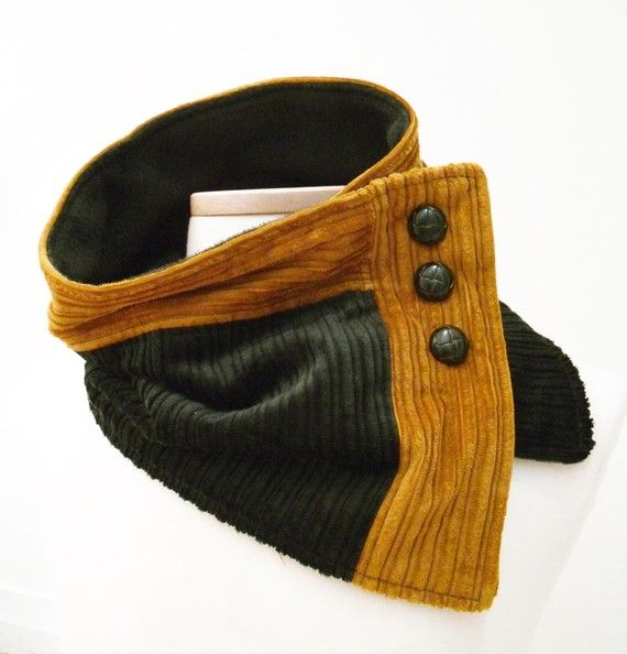 Etsy の Custom Neckwarmers RESERVED by FashionCogs