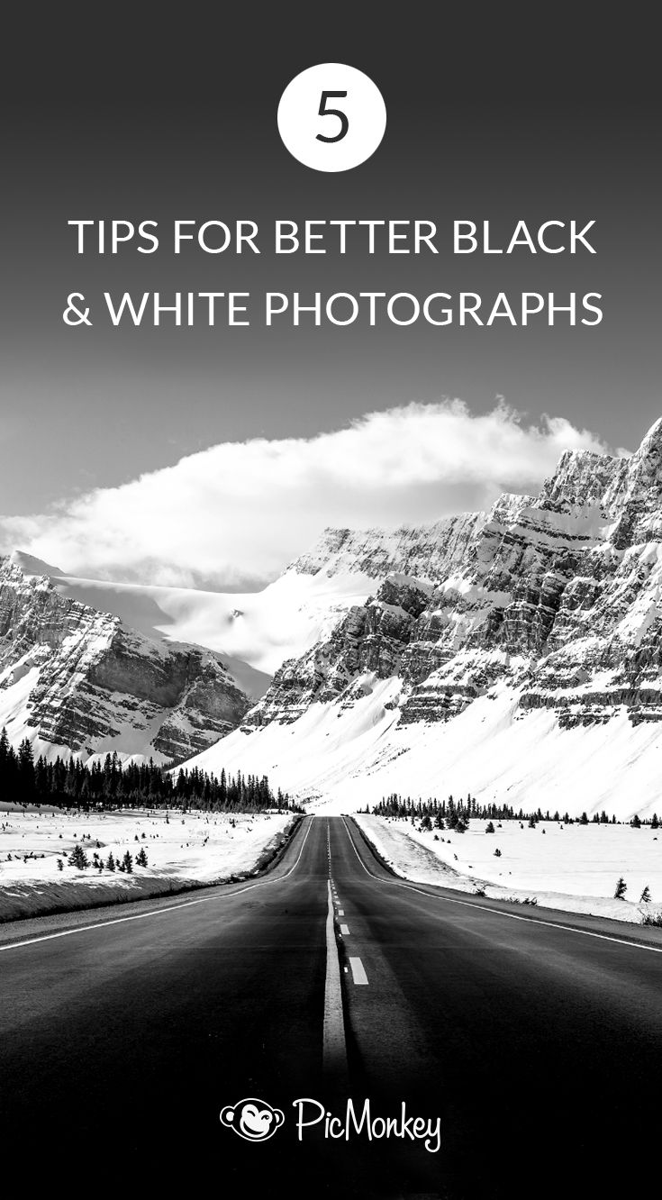 These shooting and editing tips will help you create the coolest colorless pics around.