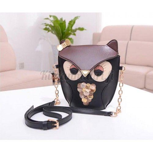 Pöllö laukku