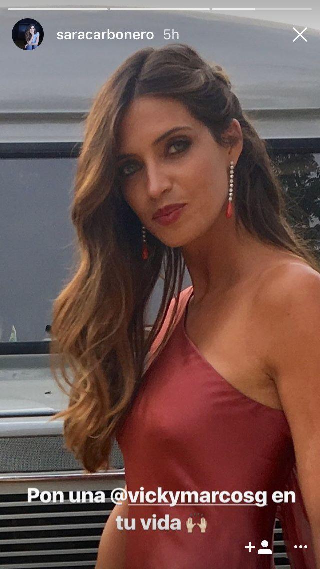 Sara Carbonero se va de boda y este ha sido su look de invitada | Trendencias | …