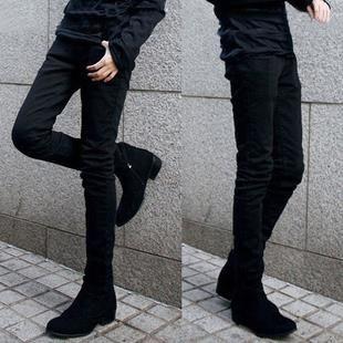Узкие мужские брюки фото