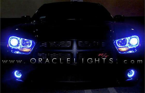 2011-2014 Dodge Charger ORACLE Halo Kit