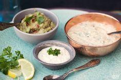 Heerlijke zelfgemaakte dipsauzen of het nu de traditionele cocktailsaus, knoflooksaus of een Marokkaanse dipsaus is, op BonApetit vindt u de recepten.