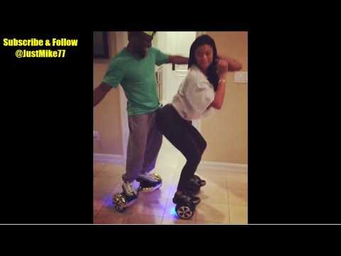 Kevin Hart And His Fiance Eniko Twerks on the Phunkeeduck