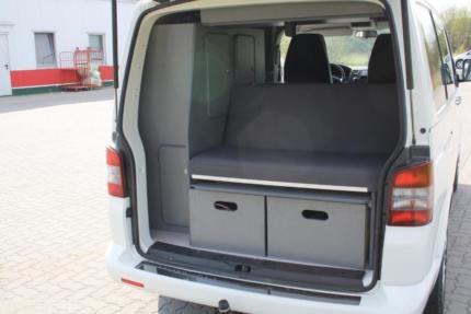 """Komplettumbau VW T4 / T5 zum Wohnmobil """"Salty Blue"""" Camper NEU! in Schleswig-Holstein - Lübeck   Wohnmobile gebraucht kaufen   eBay Kleinanzeigen"""