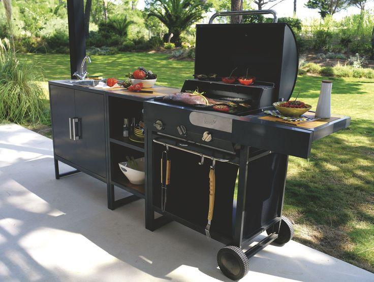Barbecue La Foir Fouille #15: Cet été, Passez à La Cuisine Du0027extérieur