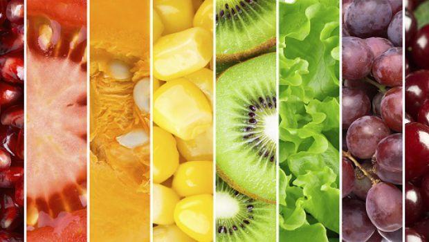 Mangiare secondo i colori dell'arcobaleno significa fare incetta di sostanze benefiche e anche perdere peso. Vediamo di cosa si tratta