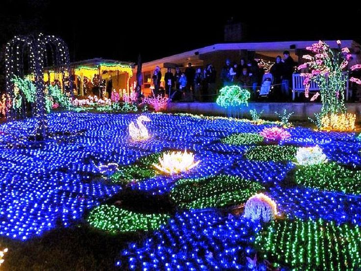 Decoration front yard landscaping designs pictures outdoor for Front yard christmas decorating ideas