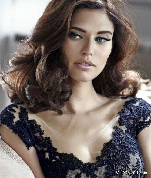 bianca balti loreal sophia google search turning heads pinterest beautiful summer and search - Sophia Loren Hair Color