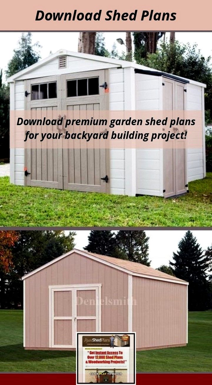 Diy Plans For Shed How Much Does It Cost To Build A 10x16 Shed Tip 186863776 In 2020 Storage Shed Plans Shed Shed Plans