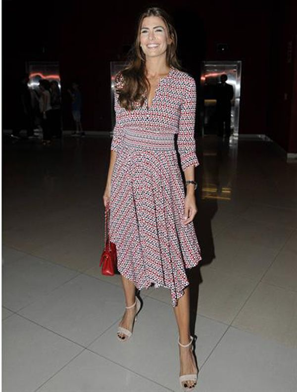 juliana awada vestido negro - Google Search