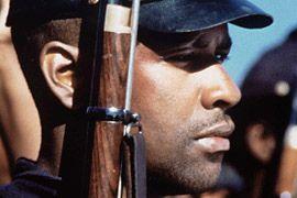 Glory: Denzel Washington, 54Th Massachusetts, Civil War