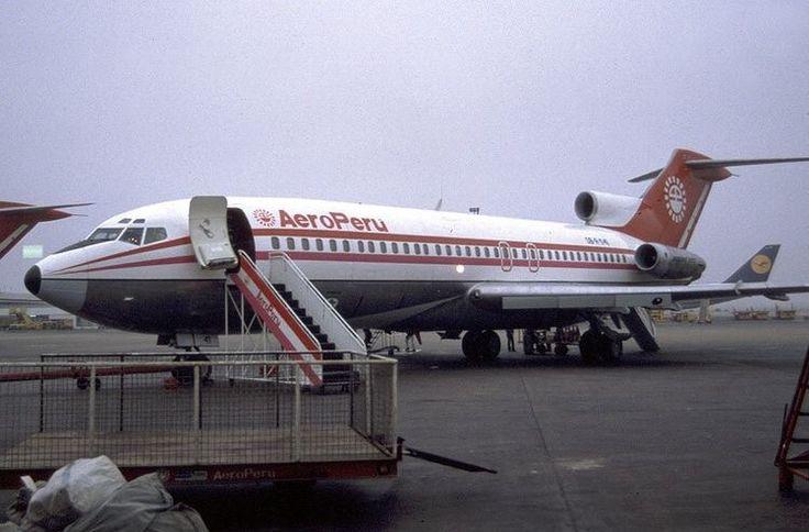 AeroPeru Boeing 727-100