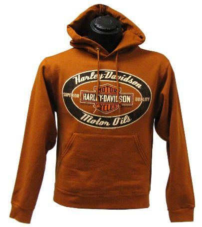 New Harley-Davidson Sweatshirts and Luggage | I Love Harley Bikes