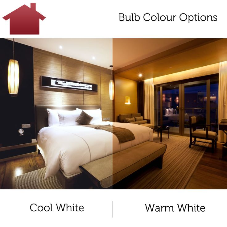 Image result for warm white vs cool white
