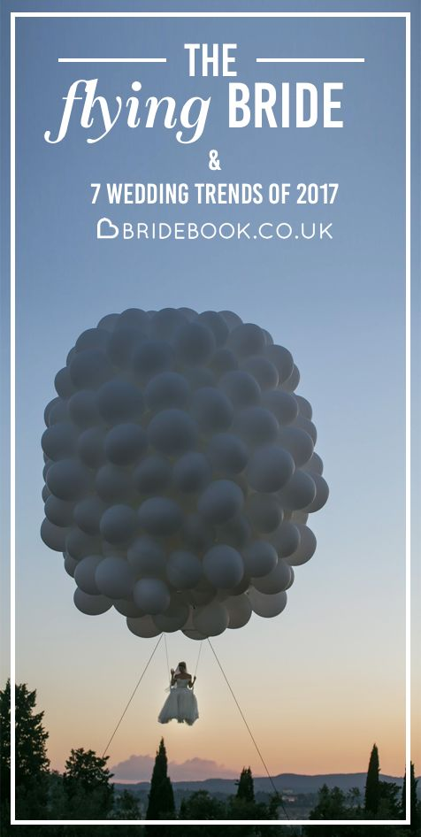 Stay on trend with Bridebook.co.uk's top wedding trends of 2017! Bridebook.co.uk, the UK's free online wedding planner.