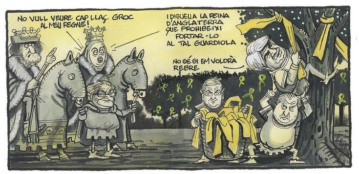 'A la contra', per Ferreres (Ferreres)