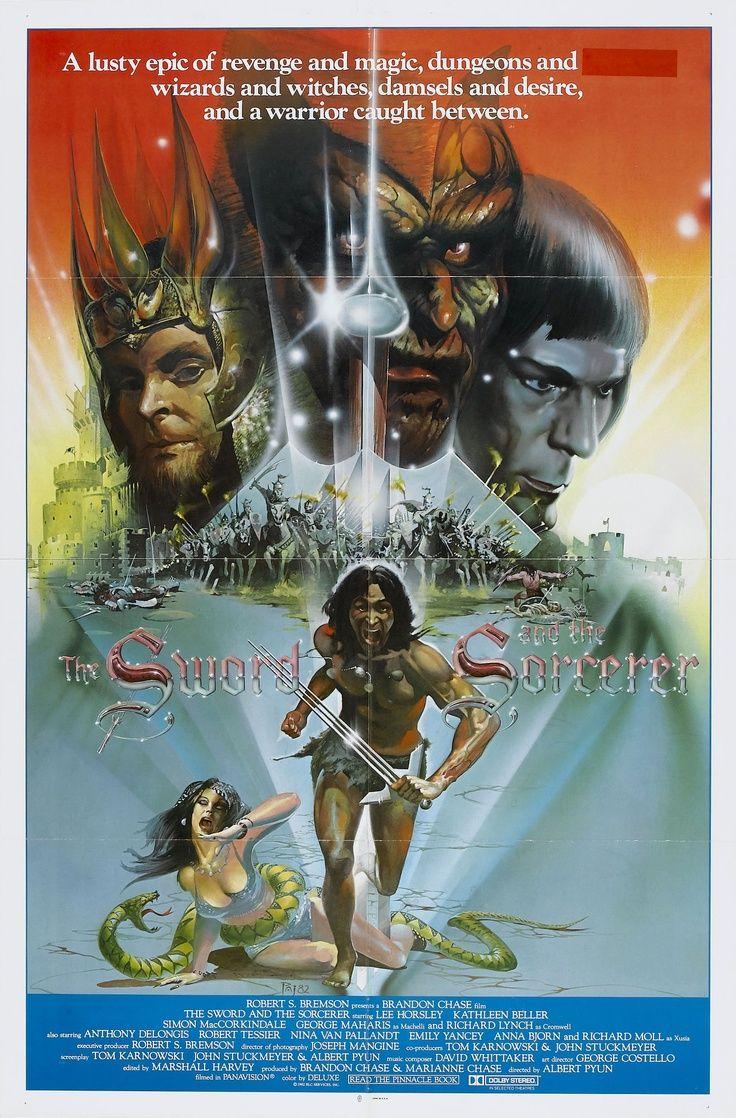 The Sword and the Sorcerer (1982) (Albert Pyun)