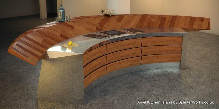 Anvil Kitchen concept