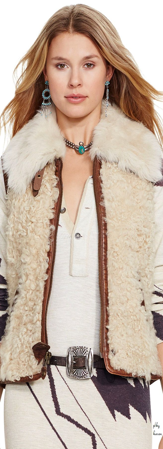 Diamond Cowgirl ~ Ralph Lauren