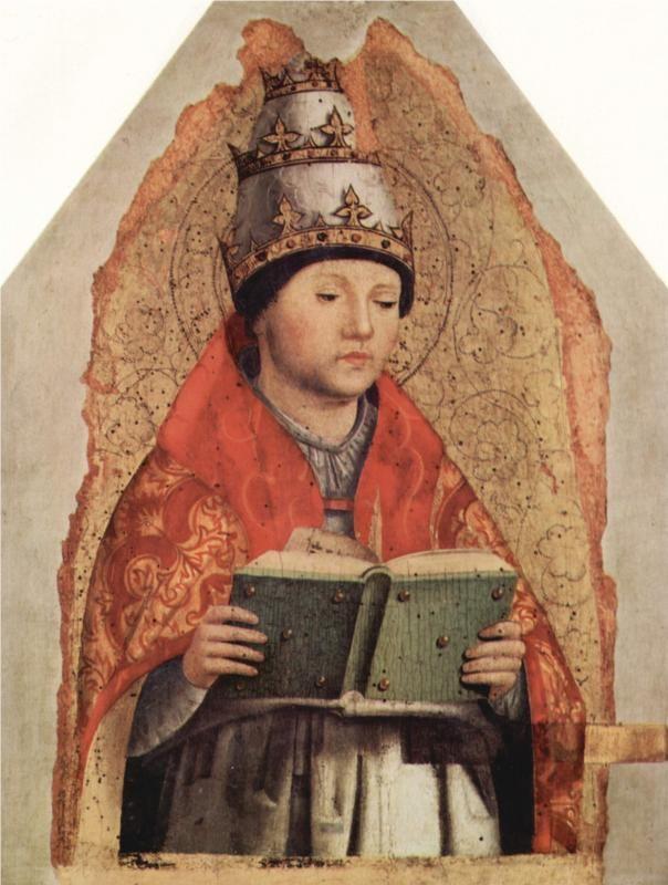 Madonna and Child (Salting Madonna) - Antonello da Messina - WikiPaintings.org museo nazionale di palermo
