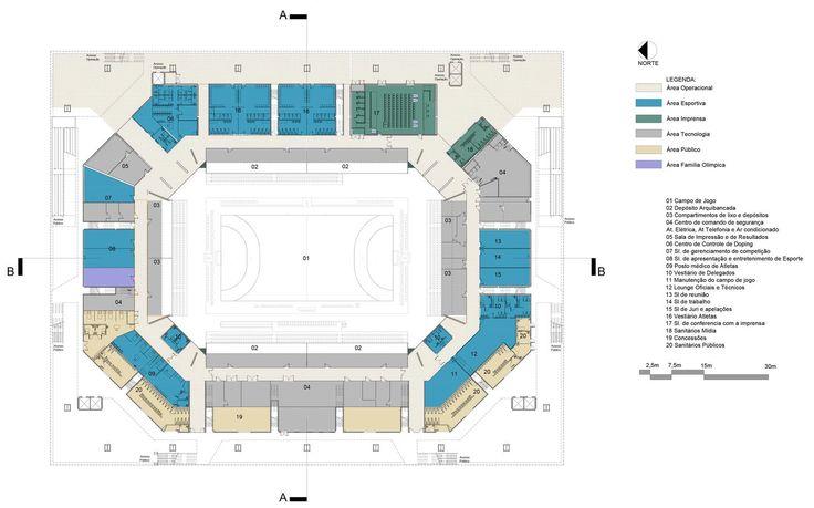 Gallery of Rio 2016 Olympic Handball Arena / OA | Oficina de Arquitetos + LSFG Arquitetos Associados - 17