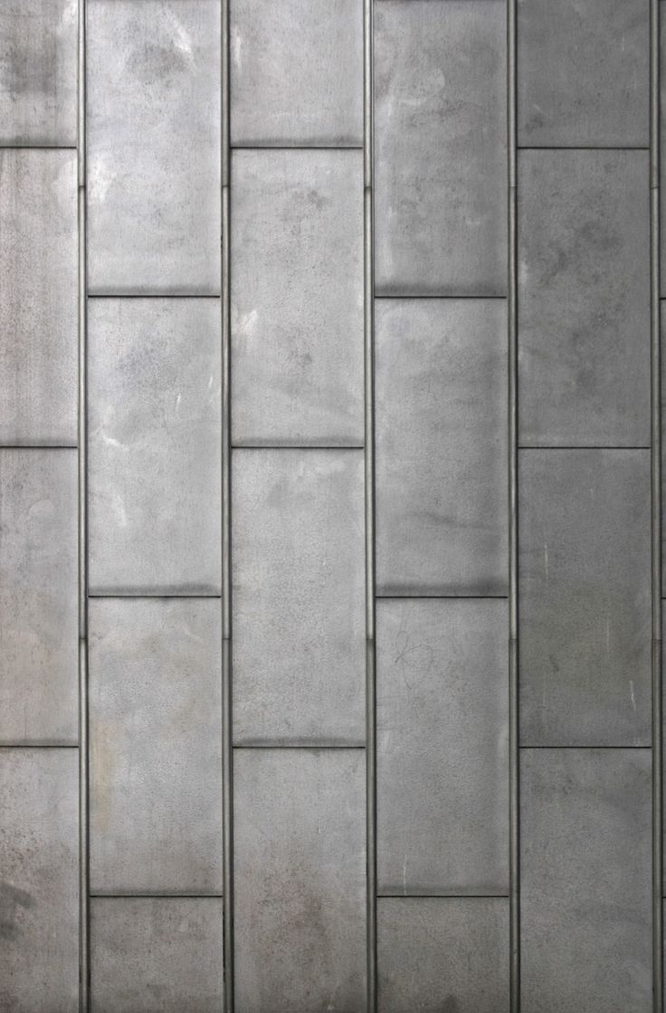 Metal Panel Texture : Textured zinc facade acid google search boulder